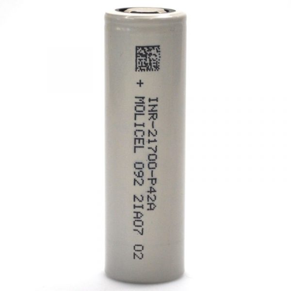 21700 p42a battery